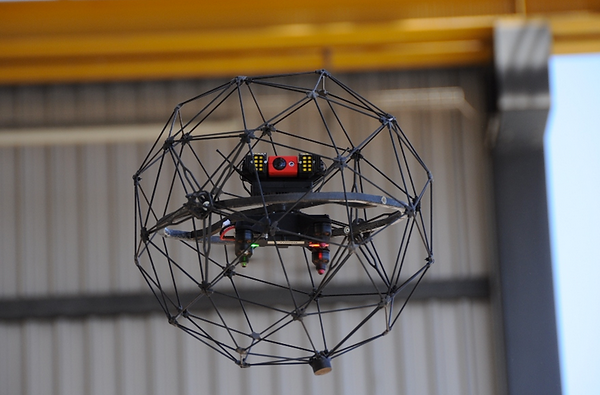 Flyability Elios 1 Indoor Drohne
