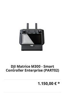 DJI Matrice M300 - Smart Controller Ente