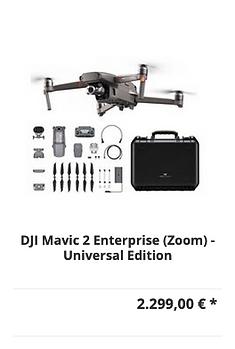 DJI Mavic 2 Enterprise (Zoom) Drohne kau