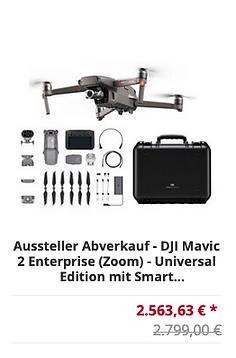 DJI Mavic 2 Enterprise (Zoom) mit Smart