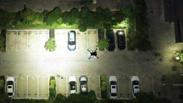 LED Scheinwerfer für Drohnen