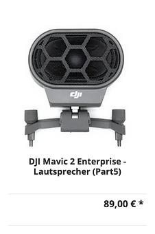 DJI Mavic 2 Enterprise (Zoom)