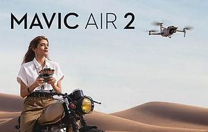 Die Mavic Air 2 setzt neue Maßstäbe in Bezug auf Leistung und Mobilität und bietet fortschrittliche Funktionen in einem kompakten Formfaktor. Intelligente Aufnahmefunktionen und eine hervorragende Bildqualität machen kinoreife Luftaufnahmen zu einem Kinderspiel. Mit einem sichereren und intelligenteren Flug sind perfekte Aufnahmen leichter denn je.