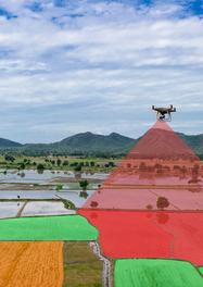 Multispektralkamera Drohne