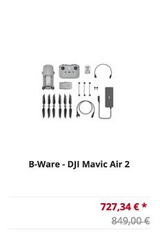 DJI Mavic Air 2 Drohne kaufen