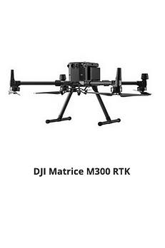 DJi Matrice M300 RTK