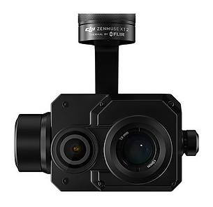DJI Zenmuse XT2 - Drohne mit Wärmebildka