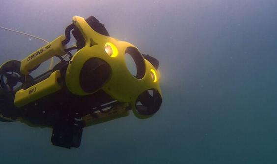 LED Unterwasserdrohne