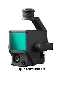 DJI Zenmuse L1