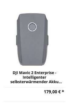 DJI Mavic 2 Enterprise - Intelligenter s