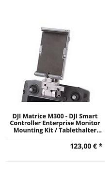 DJI Matrice M300 - DJI Smart Controller