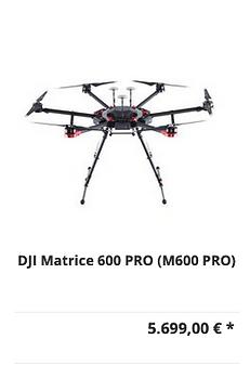 DJI Matrice 600 PRO (M600 PRO) kaufen