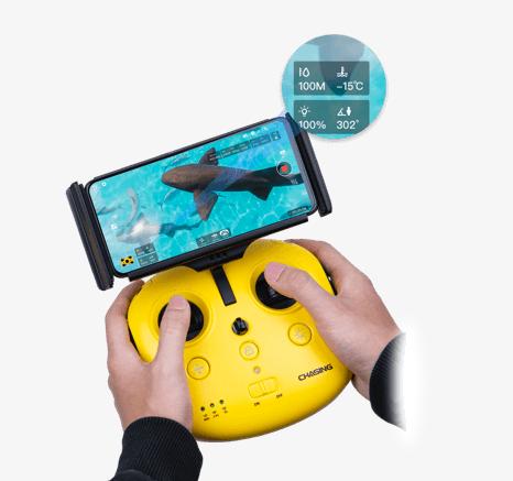 Smart Controller Unterwasserdrohne