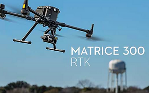 DJI Matrice 300 RTK