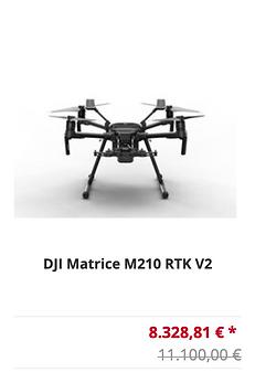 DJI Matrice M210 RTK V2