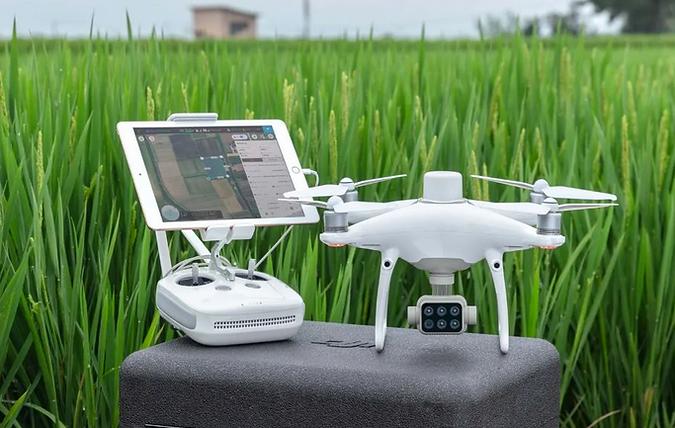 Drohnen Service für die Landwirtschaft