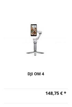 DJI Osmo Mobile 4 kaufen
