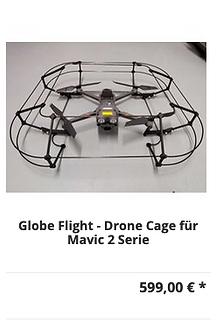 Drone Cage für Mavic 2 Serie