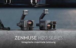 DJI Zenmuse H20 Series - Matrice 300 RTK