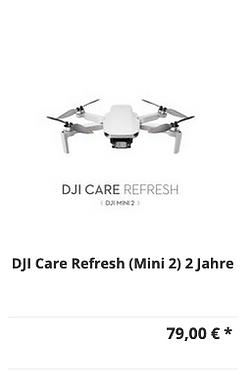 DJI Care Refresh für DJI Mini 2 (Jahre)