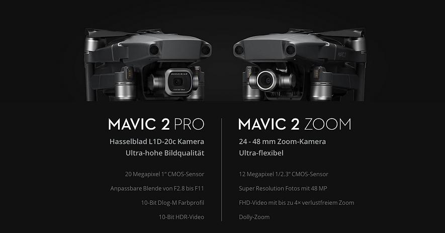 DJI Mavic 2 Pro & Mavic 2 Zoom