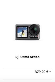 DJI Osmo Action kaufen