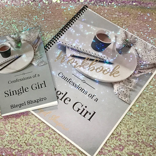 Confessions of a Single Girl Book & Workbook Bundle