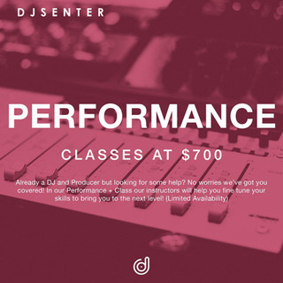 Performance Course