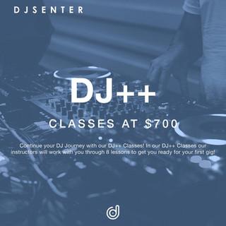 DJ++ Course
