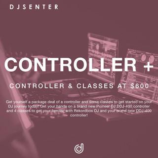 Controller+ Course
