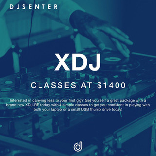 XDJ Course