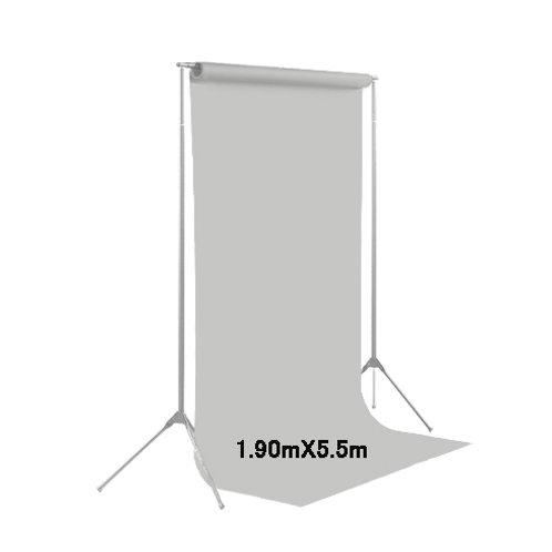 背景紙ミドル 幅1m90cm長さ5m50cm (102)ブルーグレー
