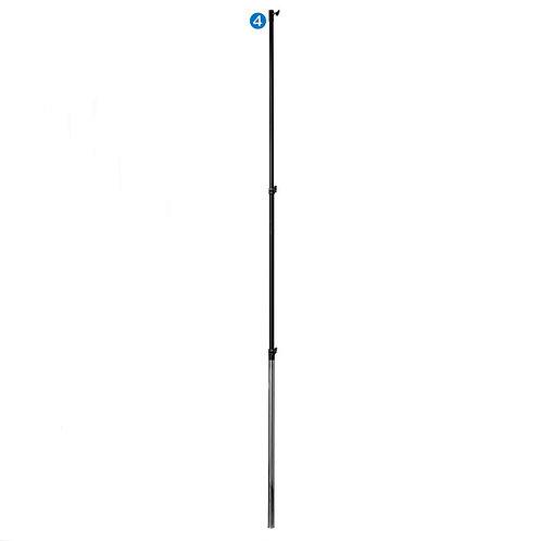 一脚ポール④P273 最大約270cm 最少約104㎝