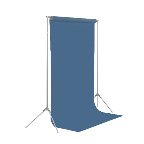 背景紙レギュラーサイズ幅2m70cm長さ11m (126)レガッタブルー