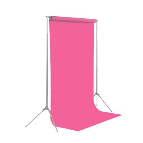 背景紙レギュラーサイズ幅2m70cm長さ11m (163)ホットピンク