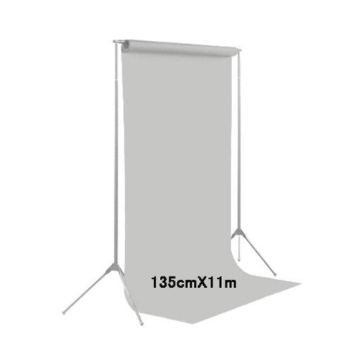 背景紙ハーフサイズ幅1m35cm長さ11m(102)ブルーグレー