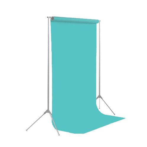 背景紙レギュラーサイズ幅2m70cm長さ11m (165)アクア