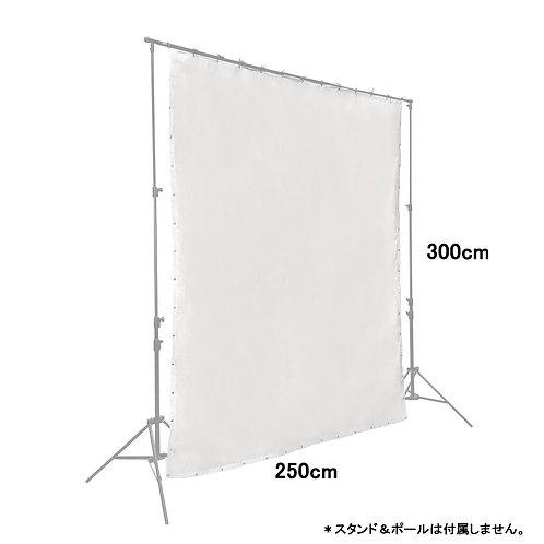 SD紗幕250cmX300cm