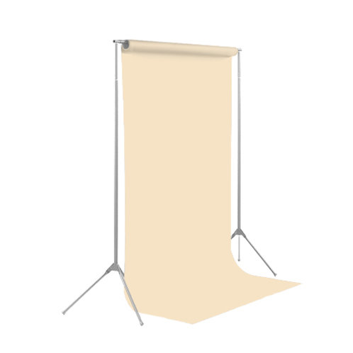 背景紙レギュラーサイズ幅2m70cm長さ11m (155)アイボリー