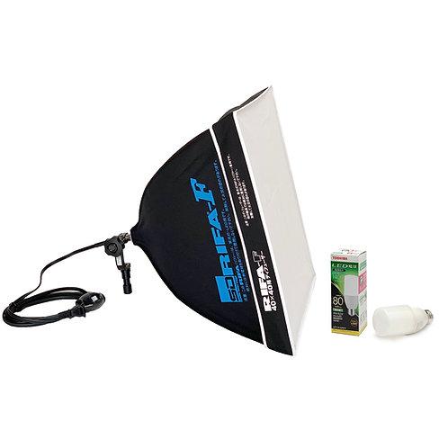 RIFA-F40×40cm+LED電球付セット