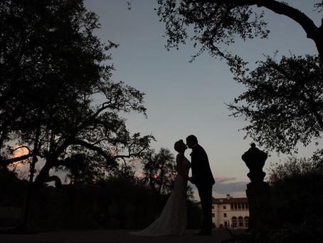 A Timeless, Elegant Wedding | Vizcaya Museum + Gardens Miami, Florida