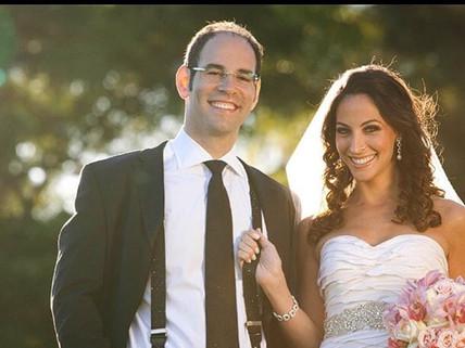 Aventura Turnberry Jewish Center Wedding