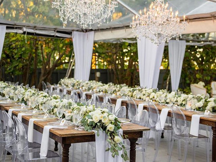 Raleigh Hotel Wedding