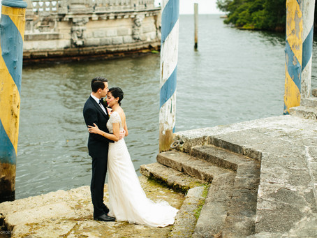Gatsby inspired Wedding | Miami, Florida