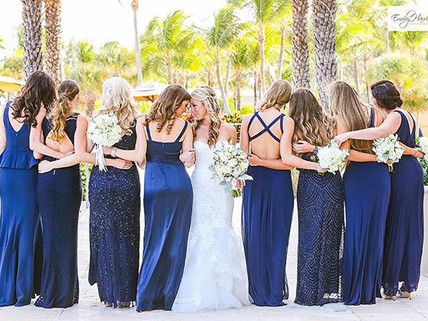 Harbor Beach Marriott Wedding