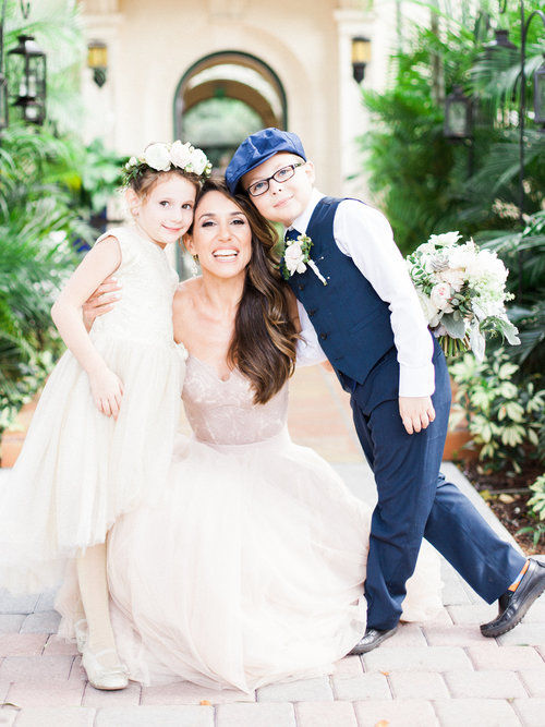 Blissful Bride Coordinaton