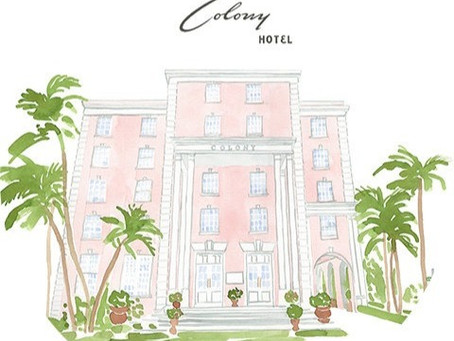 We 💗 Venues: The Colony Palm Beach
