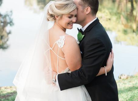 Enchanting Bonnet House Wedding