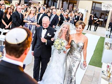 Harbor Beach Mariott Wedding