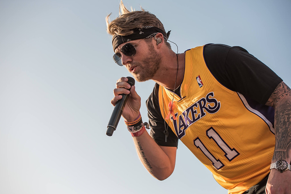 Brett Young at Stagecoach 2018